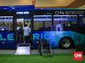 Spesifikasi Lengkap Bus 'Hijau' Moeldoko