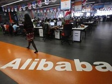 Petinggi Alibaba Bicara Soal Perang Dagang AS Vs China