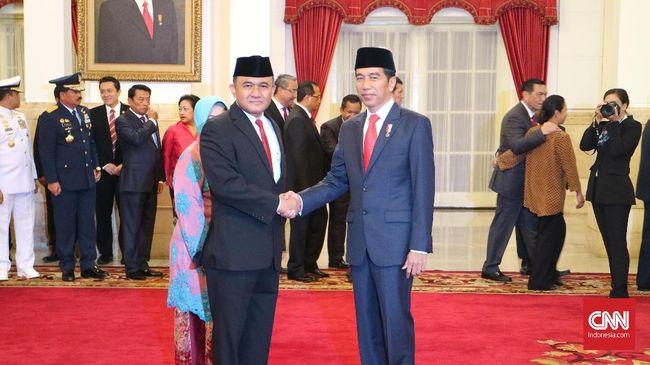 Jokowi Instruksikan Heru Winarko Terapkan Standar KPK di BNN