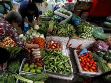 FAO: Pertumbuhan Konsumsi Sayur dan Buah di RI Kalahkan Beras