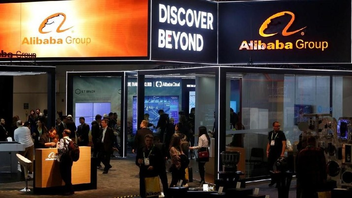 Alibaba Akuisisi Produsen chip Cina untuk Kembangkan IoT