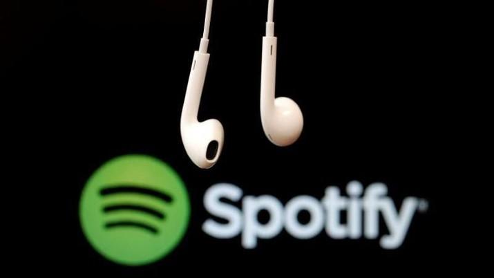 Ada Risiko Lisensi, Spotify Beli Perusahaan 'Lagu Cover