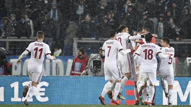 7 Catatan Usai Cagliari vs AC Milan Berakhir Imbang