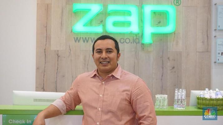 Pendiri ZAP Clinic, Fadli Zahab, bercerita tentang di balik kesuksesan bisnisnya. Ia memulai bisnis dengan modal Rp 50 juta hasil pinjam ke keluarganya.