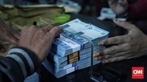 Dolar AS Mulai Lunglai, Rupiah Menguat ke Rp14.142
