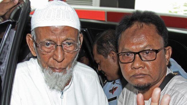 'Abu Bakar Ba'asyir Tak Akan Ajukan Grasi'