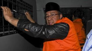 Penyuap Cagub Sultra dan Walikota Kendari Didakwa 2 Pasal
