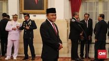BNN Buru Kurir Jaringan Sabu Eks Politikus NasDem