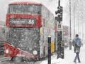 Badai Salju dari Siberia Melanda Inggris dan Irlandia