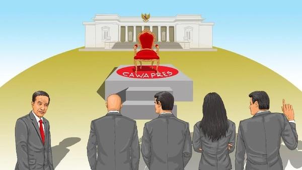 Siapa Cawapres Jokowi?