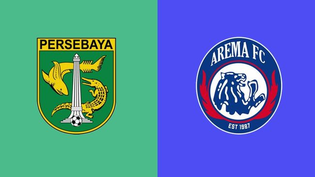 Live Persebaya Arema Gambar Logo