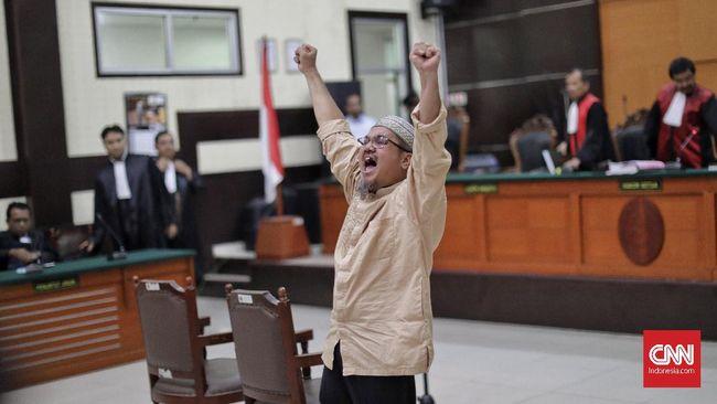 Jonru Ginting Pertimbangkan Banding Vonis 1,5 Tahun Penjara