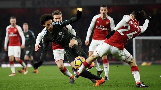Arsenal vs Manchester City Buka Liga Inggris 2018/2019