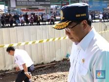 Kerja Hari Terakhir di Kabinet I Jokowi, Ini Pesan Menhub