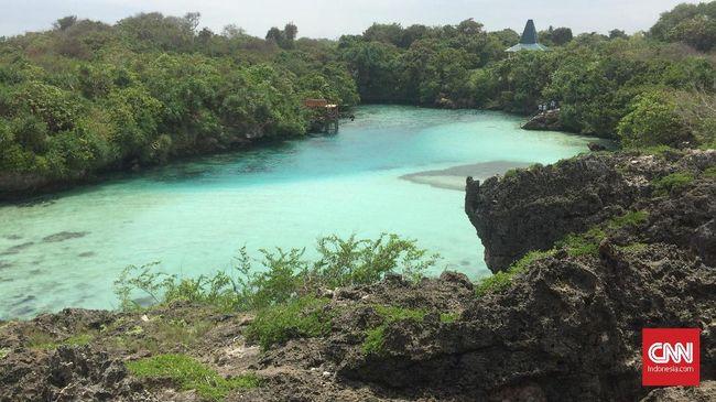 Danau Weekuri, 'Kolam Renang' Pribadi di Pulau Sumba