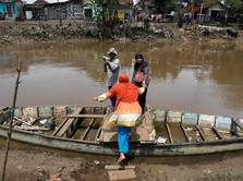 Bersihkan Sungai Terkotor di Tanah Air, RI Tiru Cara China
