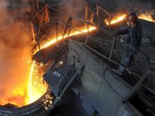 Pesanan Industri Jerman Turun di Januari