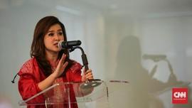 Maarif Institute Sesalkan Kriminalisasi Grace Natalie
