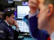 Trump Melunak Terhadap China, Wall Street Ditutup Bervariasi