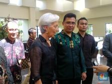Makanan Indonesia Tinggalkan Kesan bagi Bos IMF
