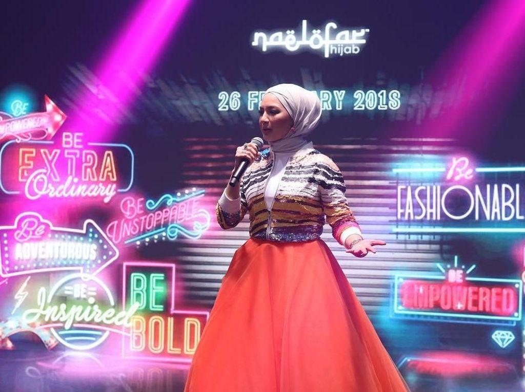Foto: Ini Acara Peluncuran Hijab di Klub Malam yang Jadi Kontroversi