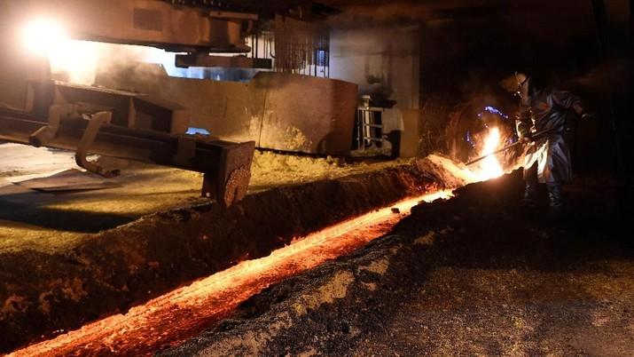 Perluasan produk baja yang terkena bea masuk meyusul kekhawatiran produsen mengincar pasar baru selain AS.