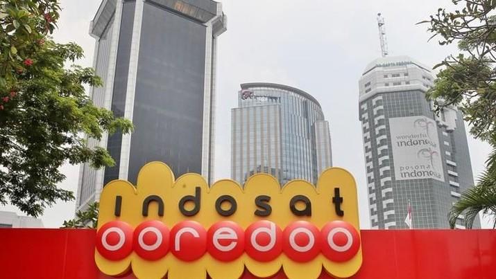 Wow! Sepanjang 2018, Indosat Rugi Rp 2,4 Triliun