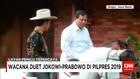 Wacana Duet Jokowi-Prabowo di Pemilihan Presiden 2019