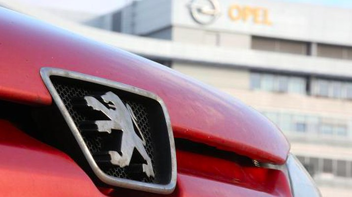 Laba Bersih Peugeot 2017 Pecahkan Rekor Baru