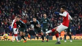 5 Catatan Penting Man City vs Arsenal di Liga Inggris