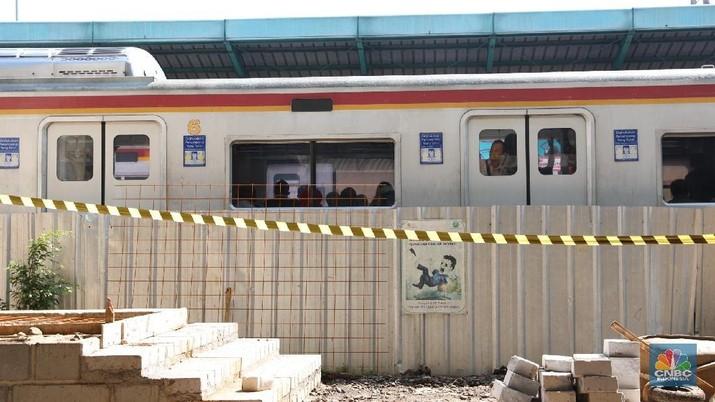 DDT Jatinegara-Cawang Beroperasi, Commuter Line Tersendat