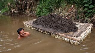 Proyek Citarum Jokowi 'Sedot' Utang Jepang Rp390 Miliar