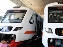 Kereta Bandara Mogok, Menhub Tinjau Ke Stasiun Manggarai
