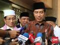 Jokowi Buka Pintu Istana untuk Semua Parpol