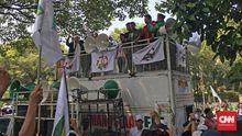 FPI Ikut Demo KPU soal PBB karena Yusril Bela Rizieq Shihab