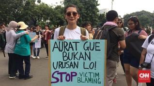 Selebriti Saksi Pelecehan Seksual di Dunia Hiburan Indonesia