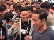 Jokowi Pangkas Pajak Final UKM Jadi 0,5%