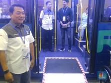 Moeldoko, Penggagas Bus Listrik di Bandara Soekarno-Hatta