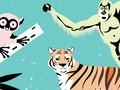 Hewan yang Hanya Ada di Indonesia
