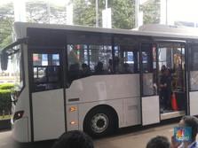 Napas Perusahaan Bus Cuma Kuat 1-2 Bulan Lagi Pak Jokowi!