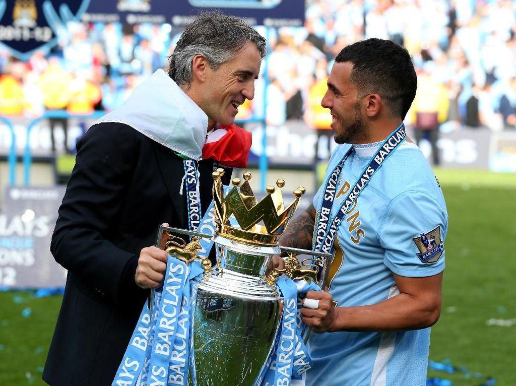 Premier League 2011/2012. (Foto: Alex Livesey/Getty Images)