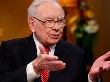 Punya Kas Rp 1.732 T, Rahasia Cuan Warren Buffett Terungkap!