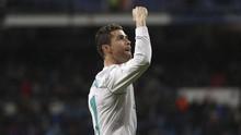 Agen Pajak Spanyol Tolak 'Uang Damai' Dari Cristiano Ronaldo