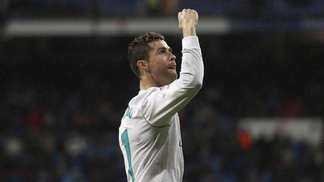 Ronaldo Lebih Tajam dari Barcelona dan Juventus