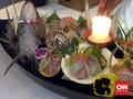 Mencicip Rasa 'Manis' Sashimi Ikan Tai Khas Jepang