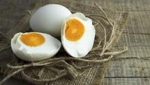 Studi: Sebutir Telur Sehari Hindarkan Sakit Jantung