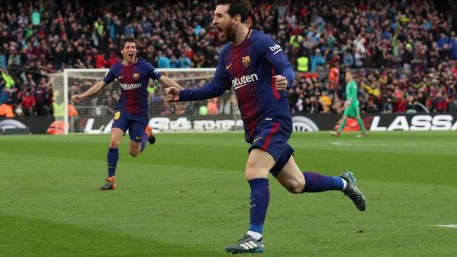 Manchester City Akui Tak Bisa Beli Lionel Messi
