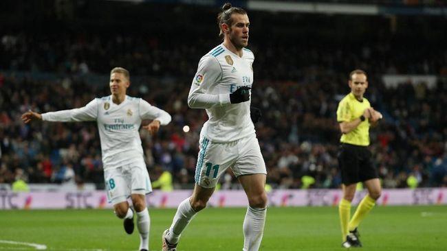 Real Madrid Cuci Gudang, Gareth Bale Dijual Pertama