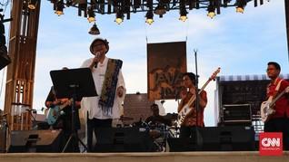 Menlu Promosi RI Jadi Anggota DK PBB Lewat Musik di Java Jazz