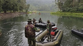 Kodam Siliwangi Sebut Sungai Citarum Tercemar Pestisida